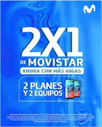 2x1 de Movistar