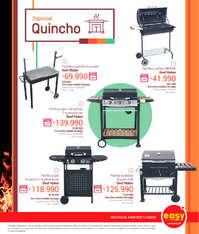 Especial Quincho