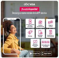 Nueva versión de la App abcvisa