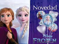 Nuevos globos de Frozen